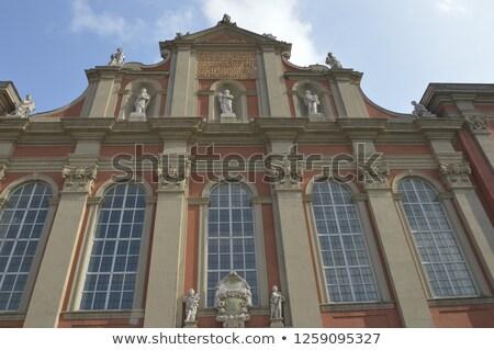 Church in Wolfenbuettel, Germany Stock photo © borisb17