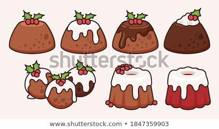 Christmas Cuisine Holiday Season Illustration Stock photo © artisticco