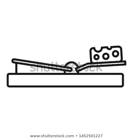 ícone vetor ilustração assinar isolado Foto stock © pikepicture