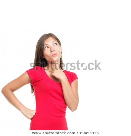 Stockfoto: Portret · mooie · jonge · zakenvrouw