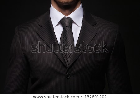 Closeup on the suit of a smart entrepreneur Stock photo © photography33