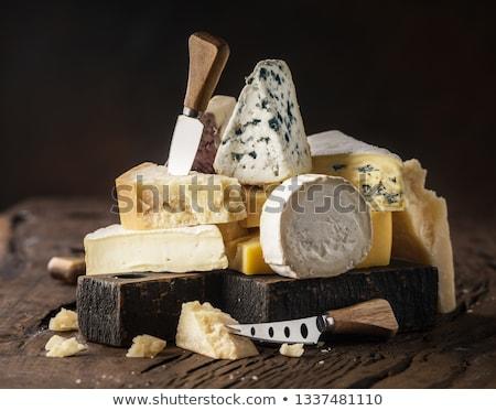 Foto stock: Queso · frescos · cocina · gastronomía