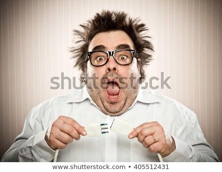 Get shocked Stock photo © szefei