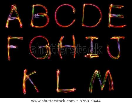 Stockfoto: Abstract · licht · effect · zoals · technologie · sjablonen