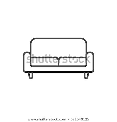 икона · диване - Сток-фото © zzve
