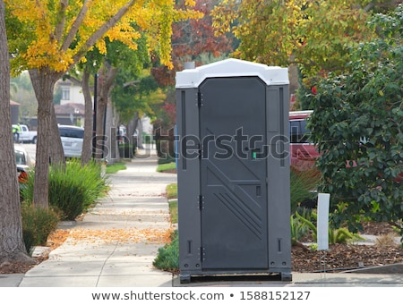 Porta Potty Stock photo © ArenaCreative