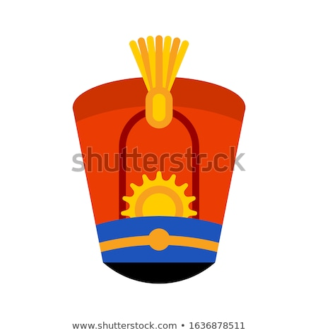 Old French Shako Stock photo © cosma
