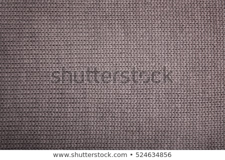 Textuur gebreid wollen weefsel gesneden textiel Stockfoto © nikolaydonetsk