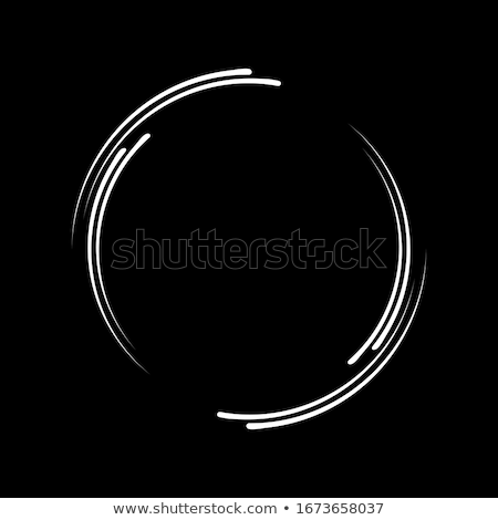 Radial Circle Element Stock photo © 13UG13th