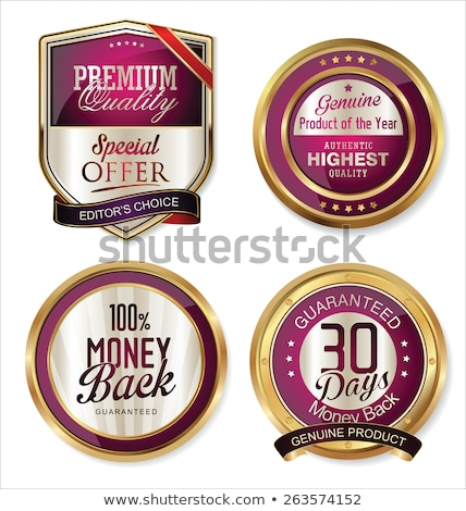 Best Choice Purple Circular Vector Button stock photo © rizwanali3d
