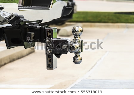 Trailer Hitch Stock photo © AlphaBaby