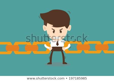 The strongest Link Stock photo © Bigalbaloo
