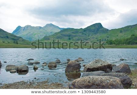 湖水地方 空 水 風景 夏 山 ストックフォト © chris2766