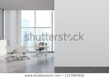 interior of a modern company offices stock photo © digifoodstock