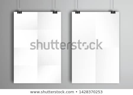 siyah · kırpmak · eski · ahşap · panel - stok fotoğraf © fuzzbones0
