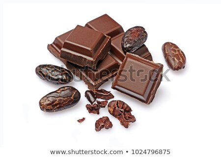 bars of white and milk and dark bitter chocolate stock photo © denismart