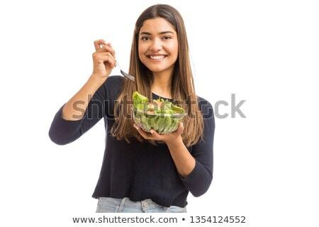 Eating Healthier Stock photo © Lightsource