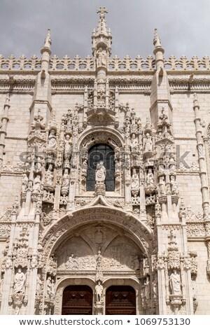 修道院 · 建物 · 市 · 通り · アーキテクチャ · ヨーロッパ - ストックフォト © serpla