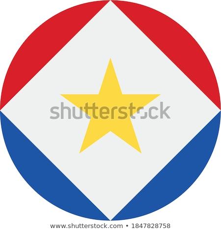 vlag · groot · maat · eiland · Nederland · teken - stockfoto © tony4urban