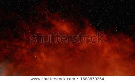 yanan · star · nebula · takımyıldız · güneş · ışık - stok fotoğraf © jonnysek