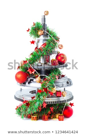 Tree of Wheels Stock photo © rghenry