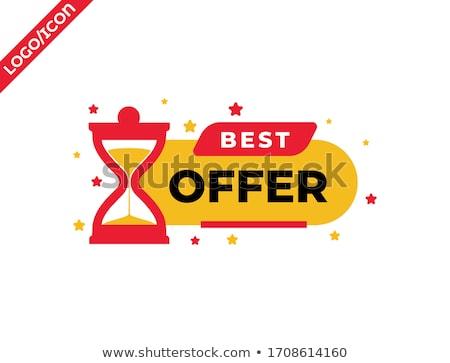 Limited Collection Purple Vector Icon Design Stock photo © rizwanali3d