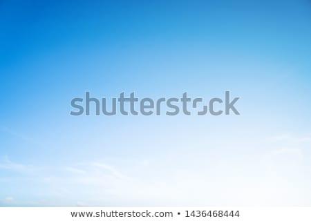Tenger égbolt kék Thaiföld természetes tájkép Stock fotó © scenery1