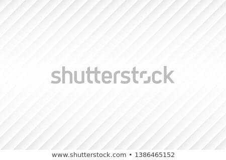 Minimális fehér átló vonalak Stock fotó © SArts