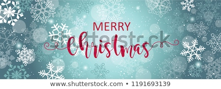 vetor · alegre · natal · ilustração · brilhante · brilhante - foto stock © articular