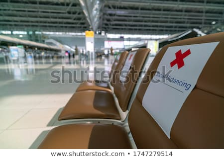 situation in airport stock photo © ssuaphoto