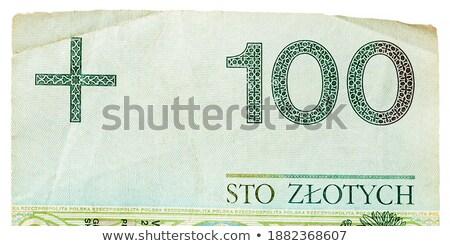 Velho papel banco mercado sucesso Foto stock © Taigi
