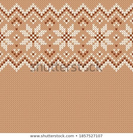 de · punto · negro · bufanda · textura · fondo · tela - foto stock © ruzanna