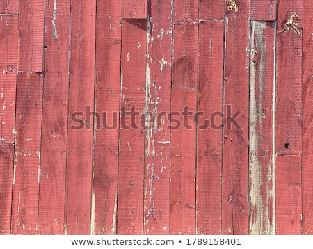 the side of a weathered barn stock photo © donland