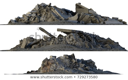 Rubble Stock photo © Stocksnapper