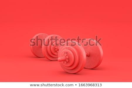 новых · навыки · Стрелки · красный · целевой · три - Сток-фото © tashatuvango