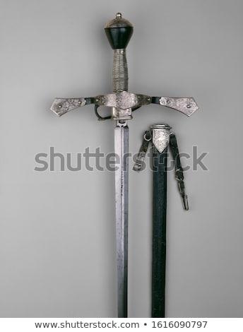Sword and scabbard Stock photo © Krisdog