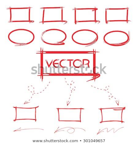 鉛筆 · 平らでない · シャープ · ビジネス · オフィス - ストックフォト © frannyanne