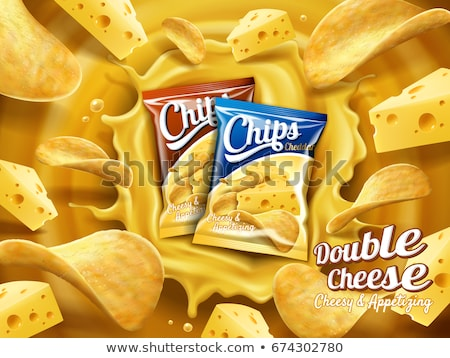 DIP chip package. Stock photo © pakete