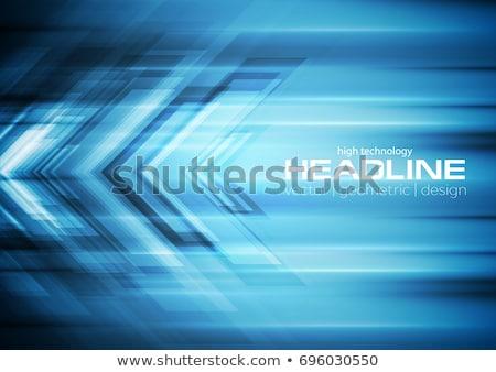活気のある · 技術 · 緑 · 光 · デザイン - ストックフォト © saicle