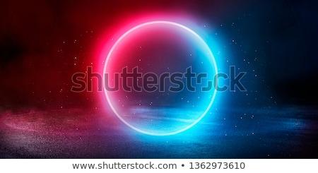 glitch color dark transparent background Stock photo © romvo