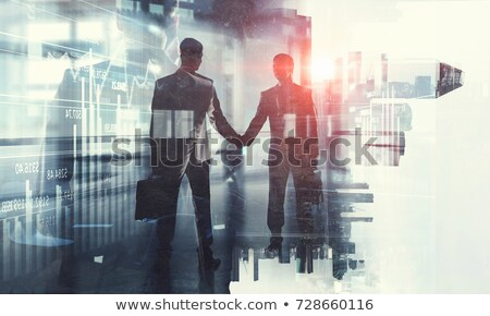 Business deal concept Stock photo © Genestro