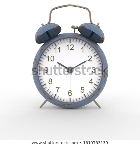 Aislado cronógrafo icono tiempo sonido blanco Foto stock © Imaagio