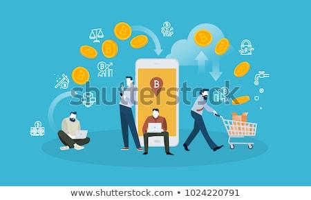 デジタル技術 · インターネット · シンボル · ビジネス · 技術 · ウェブ - ストックフォト © decorwithme