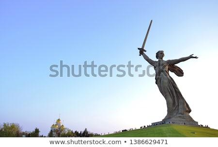 Mamayev Kurgan Stock photo © mayboro