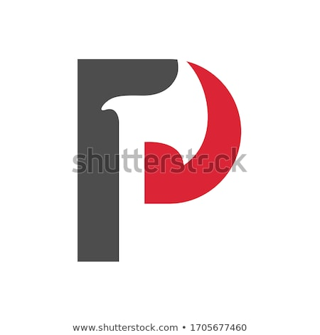 Berg toerisme embleem logo label Stockfoto © masay256