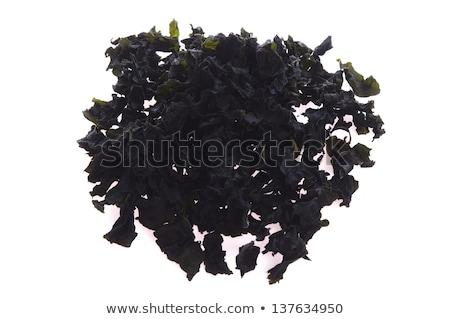 wamake. dry brown alga Stock photo © joannawnuk