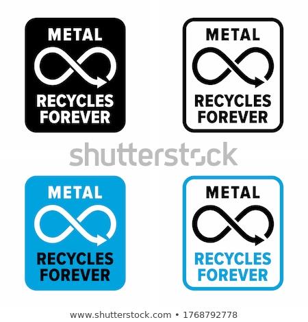 metal recycling Stock photo © xedos45