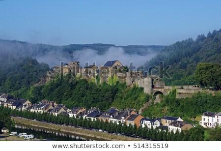 城 · 村 · ベルギー - ストックフォト © smartin69
