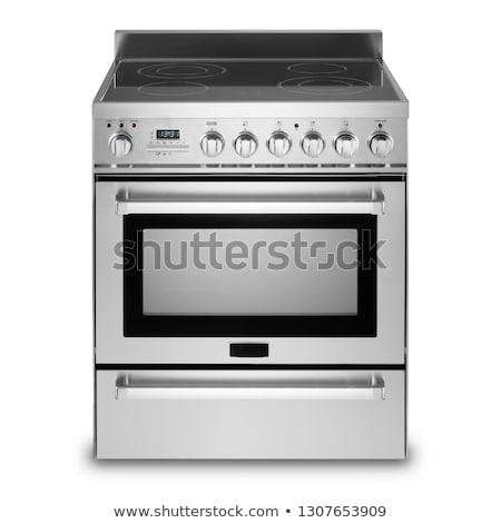 Electric cooker oven Stock photo © ozaiachin
