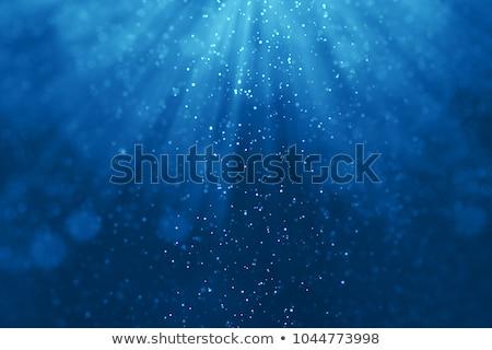 Flowing Water On Dark Stock photo © cosma